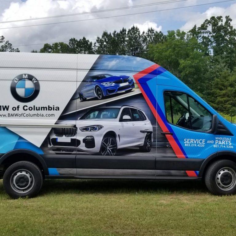 BMW of Columbia Ford Transit