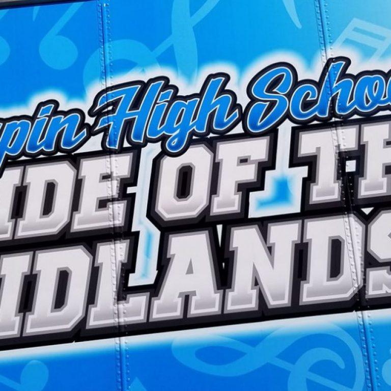 Chapin High School Trailer