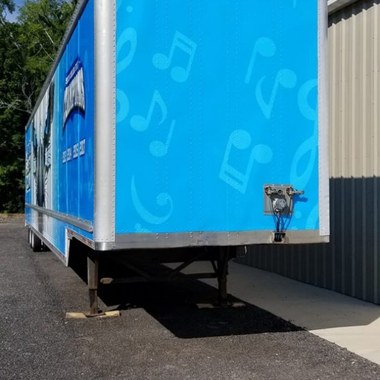 Chapin High School Trailer