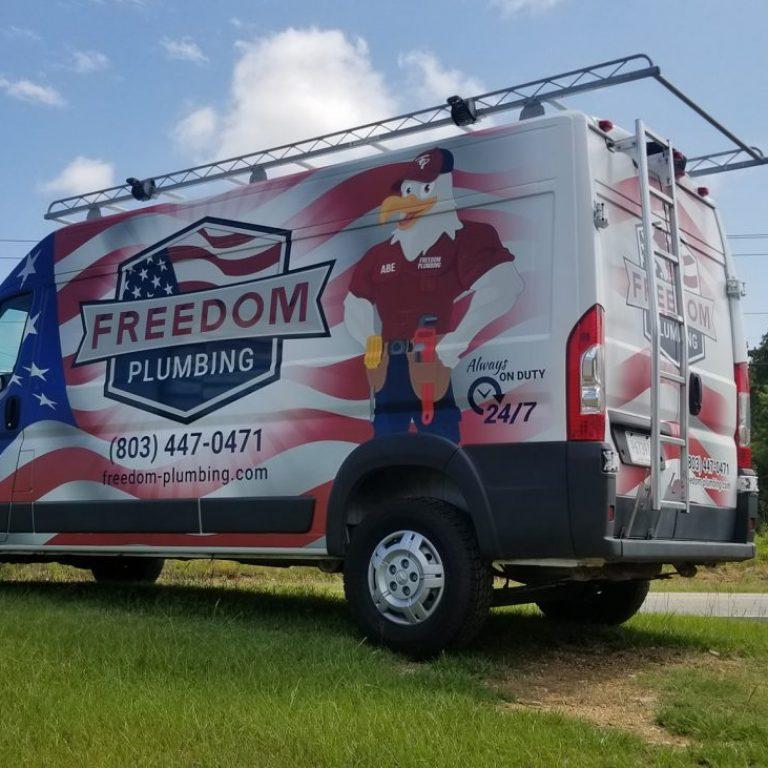 Freedom Plumbing Dodge Ram ProMaster