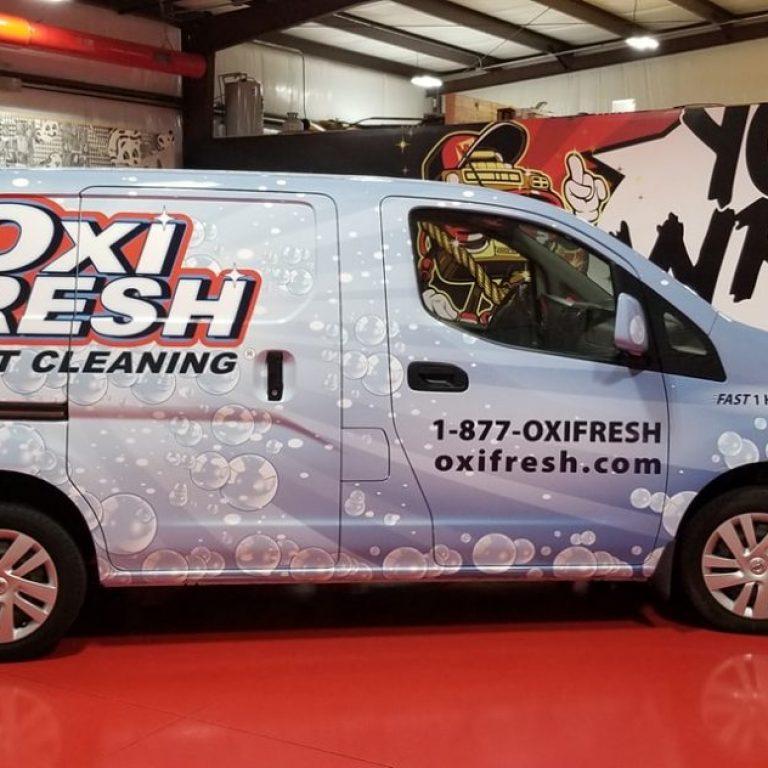 Oxi Fresh Nissan NV200