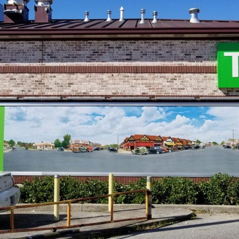 TD Bank Banners