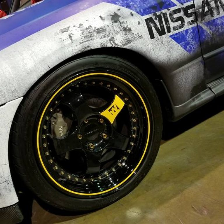 Wrapabull Nissan R32 GT-R