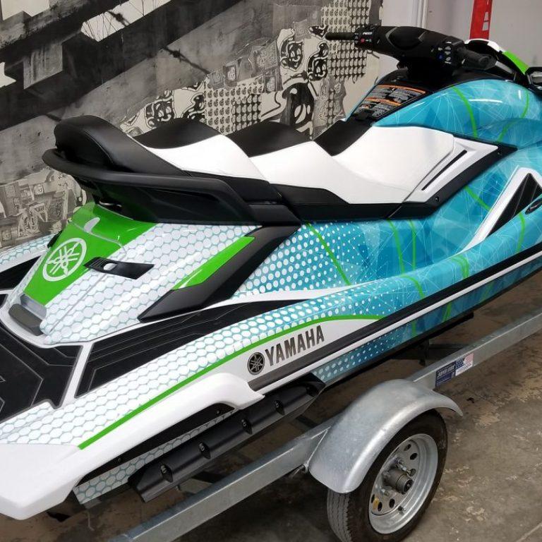 Yamaha FX WaveRunner