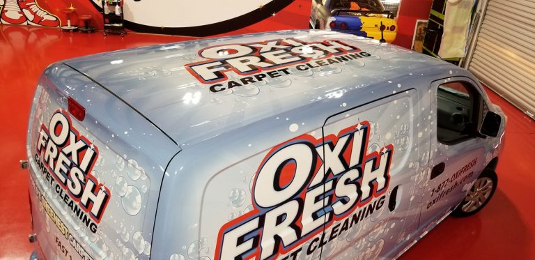 Oxi Fresh Nissan NV200