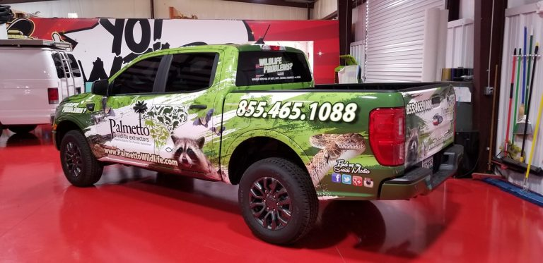 Palmetto Wildlife Extractors Ford Ranger