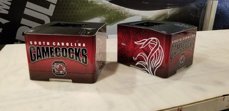 USC Gamecocks Printer Wraps